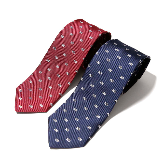 DOT BIG MARK NECKTIE
