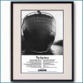 1967年 キュナード・クイーンズ雑誌広告 2042LL黒