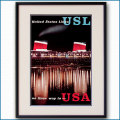 1960年 客船ユナイテッドステーツのポスター 2604LL黒