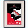 2015年 キュナードライン・175周年広告 3100LL黒