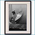 1967年 客船クイーンメリーの写真 3276LL黒