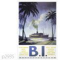 ブリティッシュインディアライン・客船カンパラ級・客船ケニヤ級のポスター2935