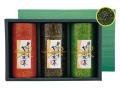 深蒸し煎茶『新野路』200g3缶セット