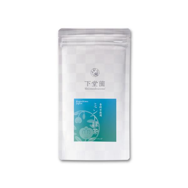 ミント緑茶 3gTB×15P