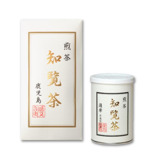 知覧茶ホワイト 80g