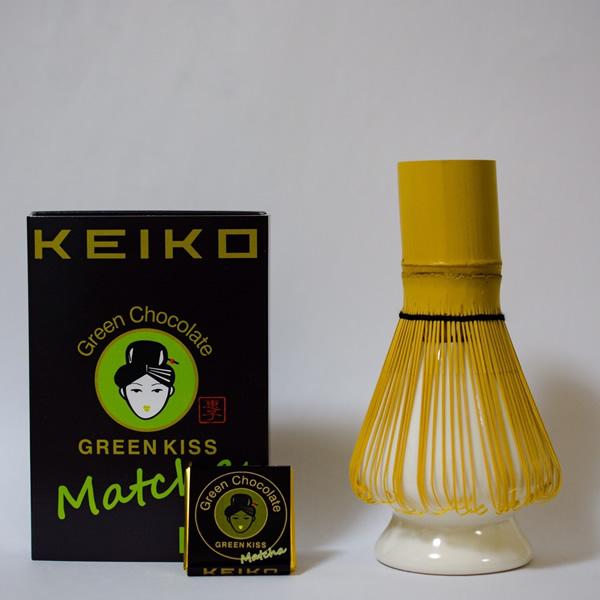 緑茶チョコレート KEIKOチョコ
