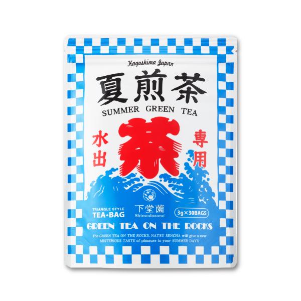 夏煎茶 3g×30TB