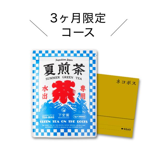 【6・7・8月お届け】夏煎茶スタンドパック大×1袋【送料無料】