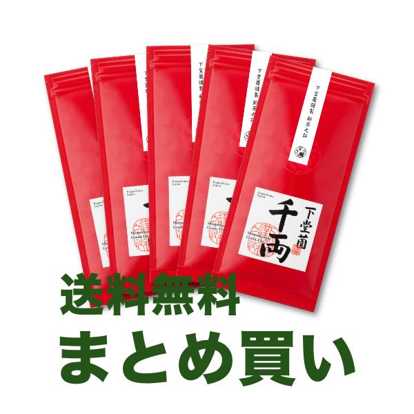 新茶 千両まとめ買い【送料無料】