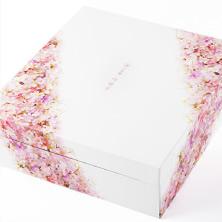 ボトリング吟穣茶3本用フラワーボックス(春)