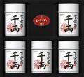 【弔事】ゆたかみどり千両 5缶ギフトセット(箱)
