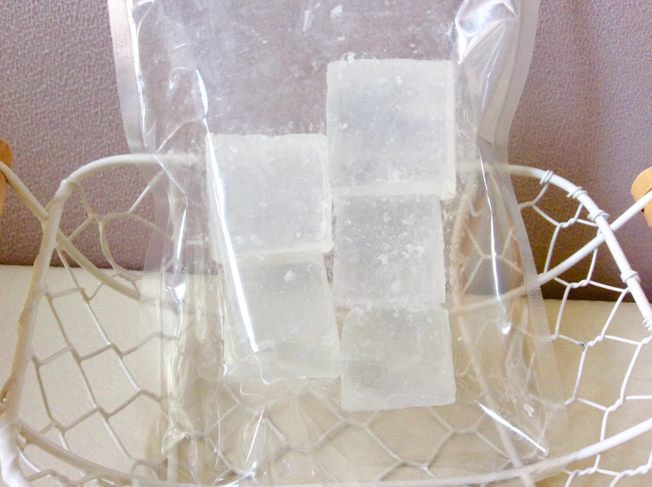 MPソープクリア(手作り石けん素地100g)