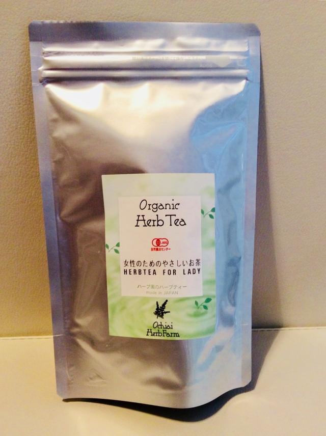 女性のためのやさしいお茶・ティーバッグ(1g×30個) 【静岡産 有機JAS認定 オーガニックハーブ使用 オリジナルブレンドハーブティー】