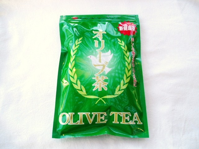 オリーブ茶 松崎産 ティーバッグ(5g×20個入)【静岡産】