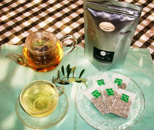 オリーブのお茶(3g×30個)