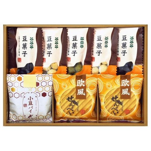【送料無料】 小豆パイ&ヴァッフェル 小豆パイ&ヴァッフェル和菓子詰合せ ( soumu_U15-07 )
