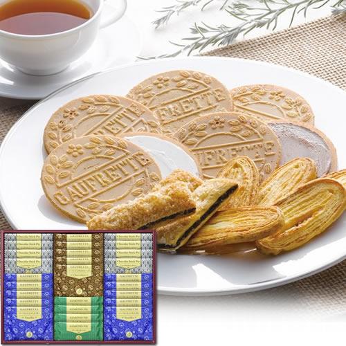 【送料無料】Senjudo ゴーフレット+Pie (V14-04)