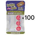 7年保存 エマージェンシークッキー 抹茶 100個入り/箱 ( 6427 )