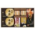 【送料無料】やま磯味のり&最中のお味噌汁バラエティセット(W23-05)