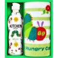 はらぺこあおむし キッチン洗剤タオルセット ( 21A43-02 )