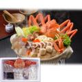 【送料無料 産地直送】紅ずわいまるごと海鮮鍋(OKS-A136-2)