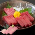 【送料無料 産地直送】魚のプロが目利きした静岡県産めばちまぐろ 柵たたきセット(PFM-015)