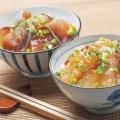 【送料無料 産地直送】大分 豊後 絆屋 真鯛とぶりの海鮮漬け丼(S35704)