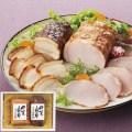 【送料無料 産地直送】伊賀上野の里ロースハム&つるし焼豚(S36601)