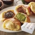 【送料無料 産地直送】八天堂 プレミアムフローズンくりーむパン12個詰合せ(S37002)