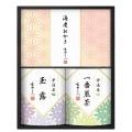 市田ひろみ 宇治茶ティーバッグ&米菓ギフト ( V10-03 )