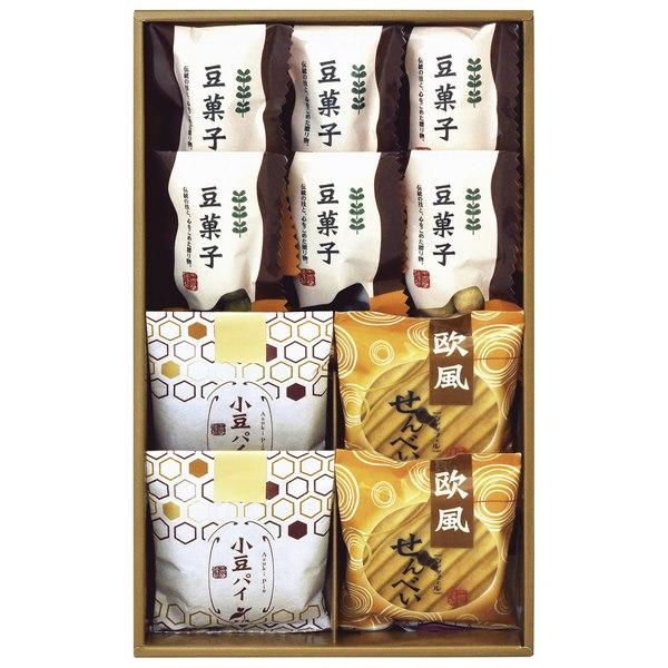 小豆パイ&ヴァッフェル和菓子詰合せ  2000円 おこころざし.com[公式]