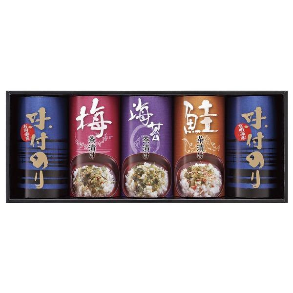 お茶漬け・有明海産味付のり詰合せ「和の宴」 2500円