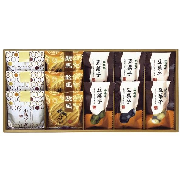 小豆パイ&ヴァッフェル和菓子詰合せ ※ ●05193638
