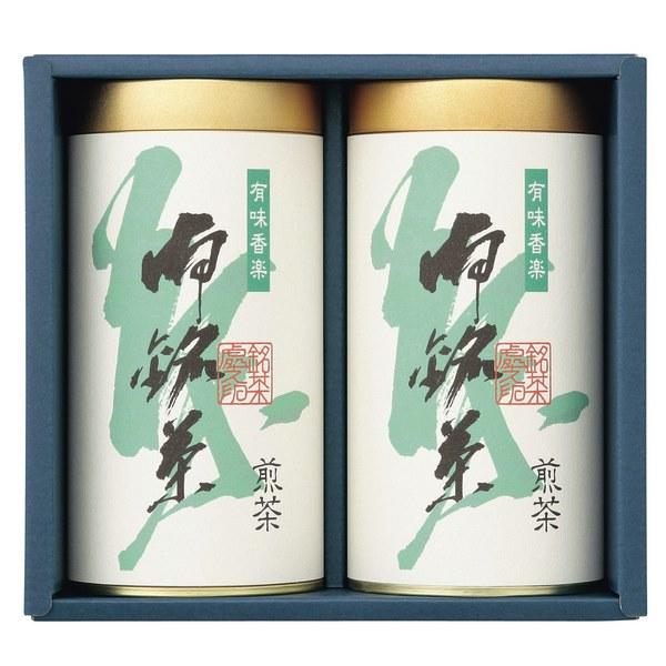 〈京都・井六園〉 銘茶詰合せ 3000円