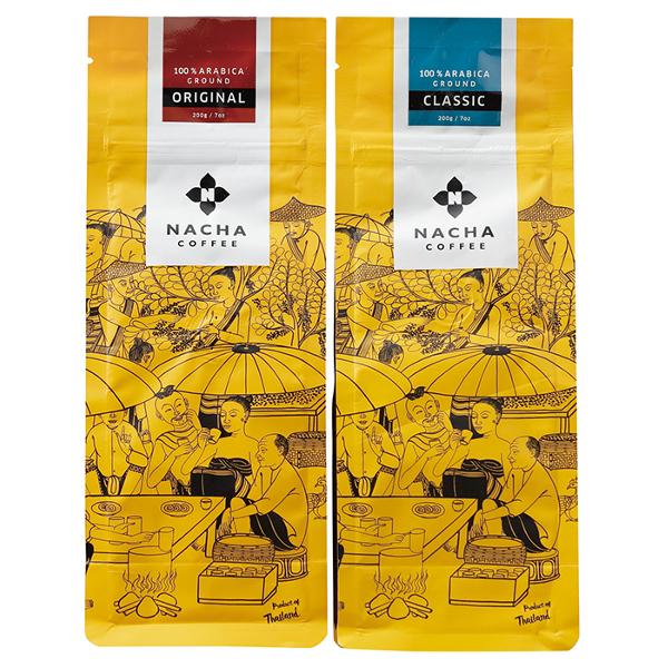 NACHA COFFEE / ナシャコーヒー オリジナル・クラシック詰合せ ※ ●06186906