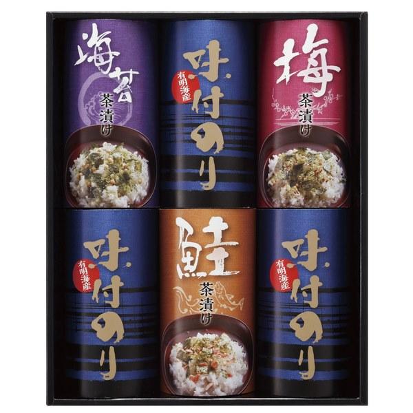 お茶漬け・有明海産味付のり詰合せ「和の宴」 3000円