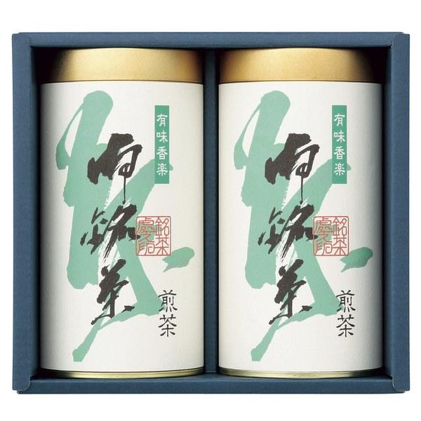 〈京都・井六園〉 銘茶詰合せ ●07077058