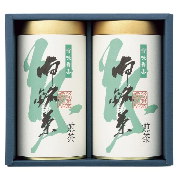 〈京都・井六園〉 銘茶詰合せ 3500円|おこころざし.com[公式]