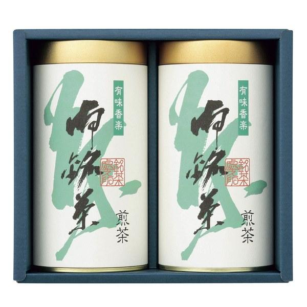 〈京都・井六園〉 銘茶詰合せ 4000円