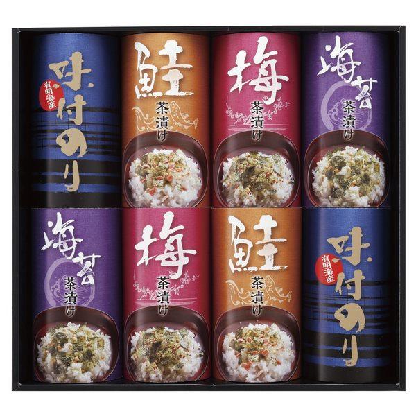 お茶漬け・有明海産味付のり詰合せ「和の宴」 4000円