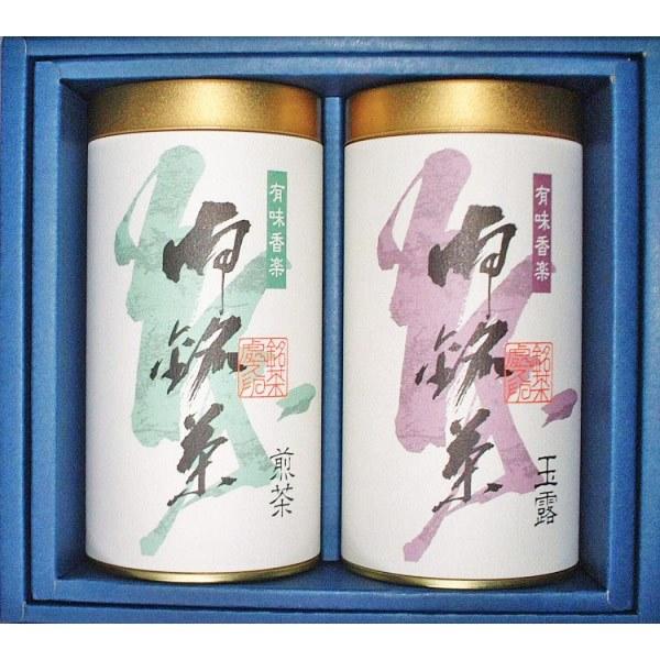 〈京都・井六園〉 京茶匠 銘茶詰合せ ※ ●10088193