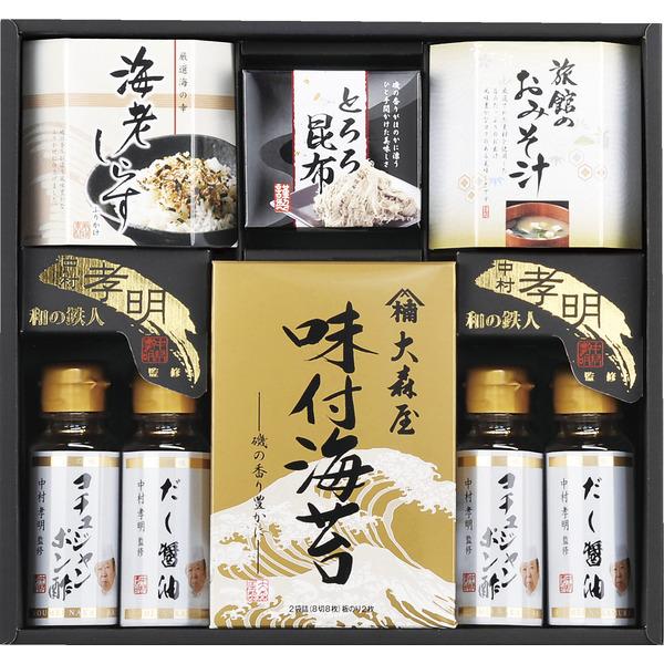 調味料&和のアソートギフト 5000円|おこころざし.com[公式]