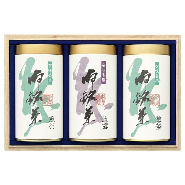 〈井六園〉 銘茶詰合せ 10000円