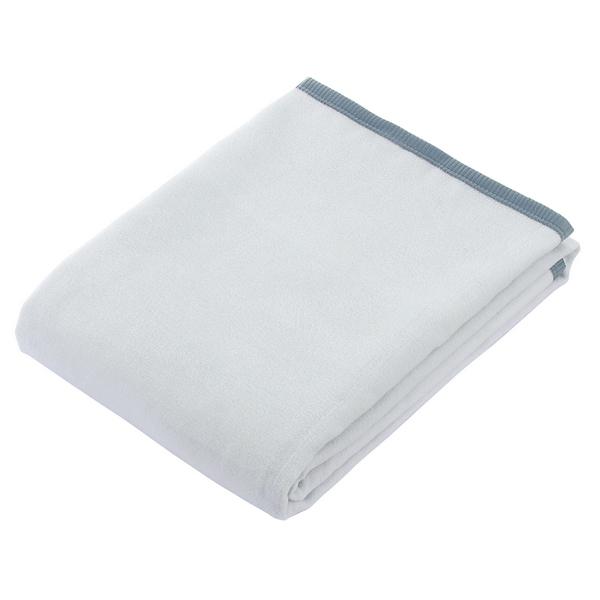 カラー綿毛布(シルク入り)