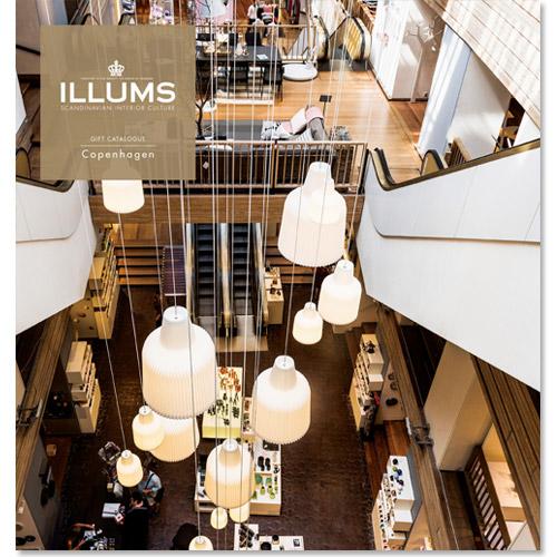カタログギフト ILLUMS(イルムス) コペンハーゲン [送料無料]  ●16061316