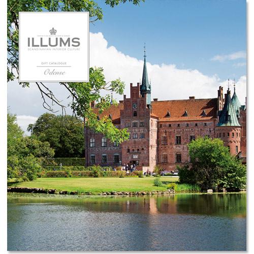 カタログギフト ILLUMS(イルムス) オーデンセ [送料無料]  <1冊のカタログから商品を2点お選びいただきます>[送料無料] ●16061321