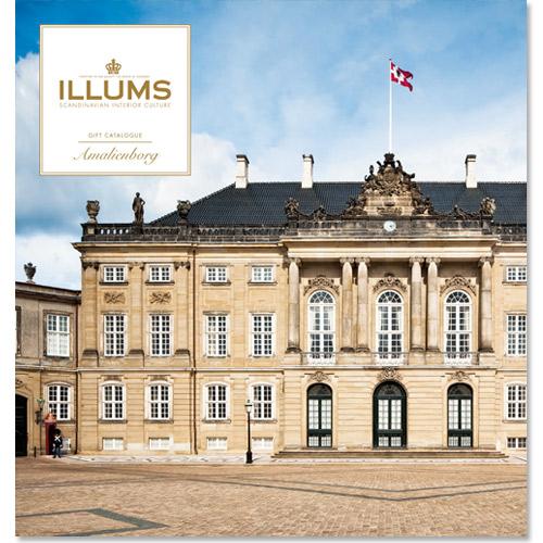 カタログギフト ILLUMS(イルムス) アマリエンボー [送料無料]  <1冊のカタログから商品を2点お選びいただきます>[送料無料] ●16061326
