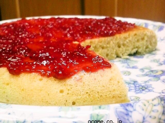 雑穀ホットケーキ