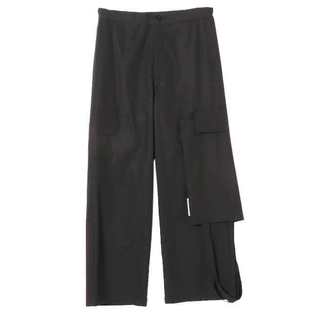KUDOS ECO PANTS BLACK