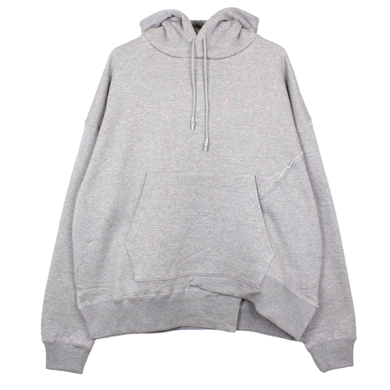 elephant TRIBAL fabrics IT'S OF HOODIE GRAY